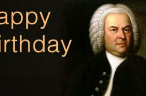 Happy Birthday Bach – website
